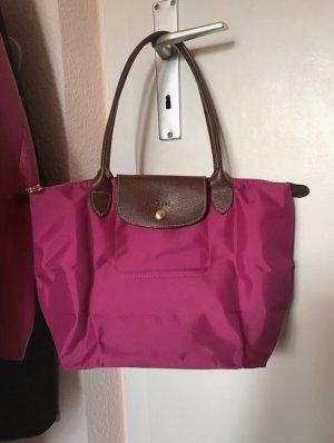 Longchamp Le Pliage pink