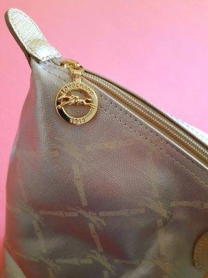 Longchamp Le Pliage Platinum limited Edition