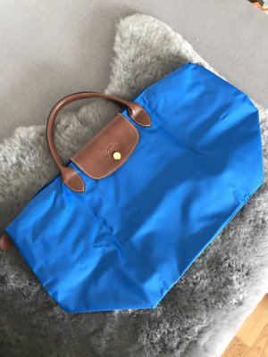 Longchamp Travel Bag multicolored polyamide