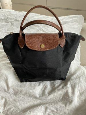Longchamp le pliage schwarz S