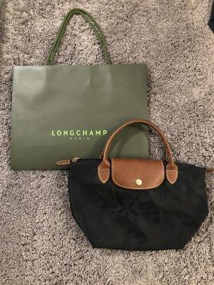Longchamp Le Pliage Shopper S schwarz