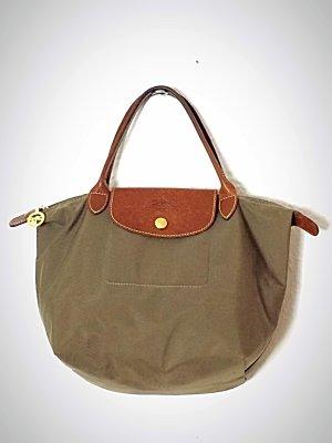Longchamp Le Pliage Tasche oliv Gr. S