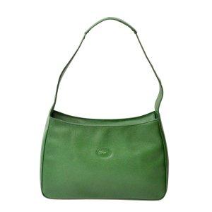 Longchamp Leather Shoulder Hand Bag