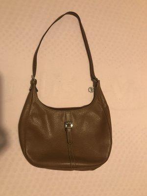 Longchamp Leder Handtasche braun