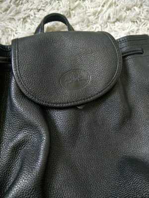 Longchamp Lederrucksack