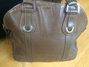 Longchamp Ledertasche braun