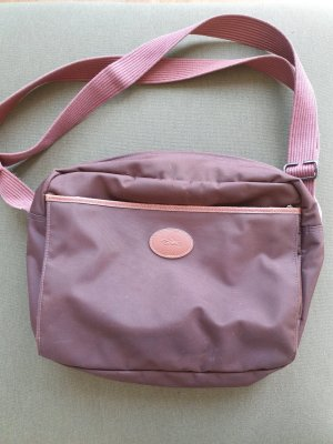 Longchamp Borsa college marrone-marrone scuro