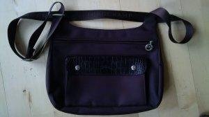 Longchamp Messenger-Tasche mit Original Rechnung