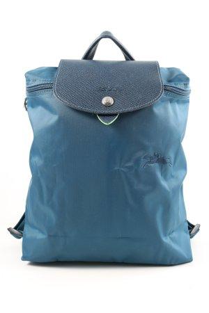 "Longchamp Mini-Rucksack ""Le Pliage Green Backpack"" blau"