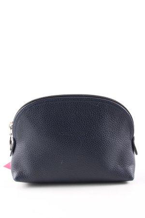 Longchamp Mini sac noir motif animal style décontracté