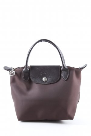 Longchamp Minitasche rot Business-Look