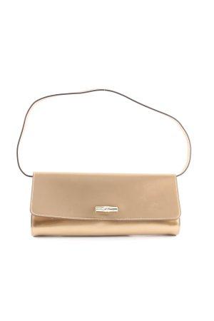 Longchamp Minitasche goldfarben Elegant