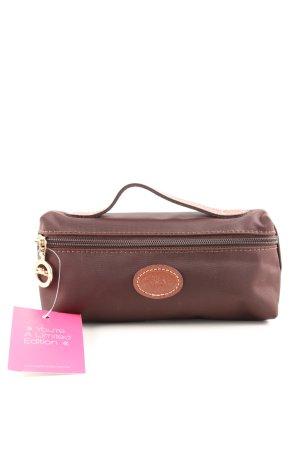 Longchamp Minitasche bronzefarben-hellorange Casual-Look