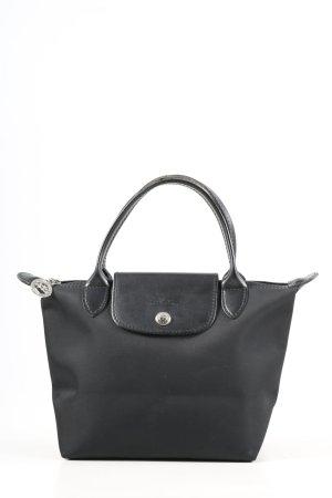 Longchamp Minitasche schwarz Casual-Look