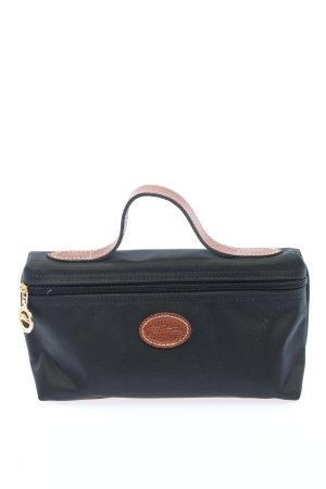 Longchamp Minitasche schwarz-braun Casual-Look