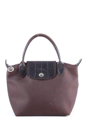 Longchamp Minitasche braun Elegant