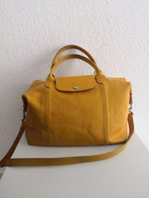 Longchamp Modelle Depose Leder Vintage