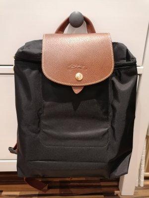 Longchamp Zaino per la scuola nero-oro