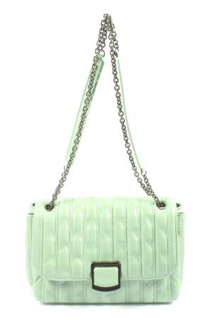Longchamp Schultertasche grün Casual-Look