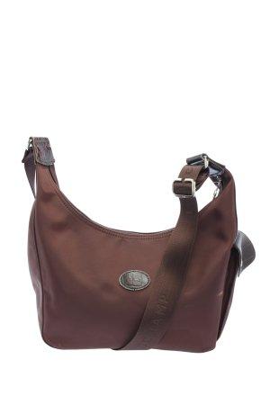 Longchamp Schultertasche braun Casual-Look