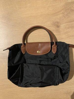 Longchamp schwarz LE PLIAGE ORIGINAL HANDTASCHE S
