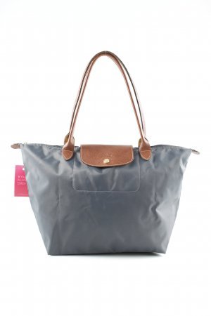 Longchamp Shopper hellgrau Casual-Look