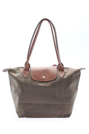 Longchamp Shopper braun Casual-Look