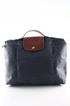 Longchamp Shopper braun-blau Casual-Look