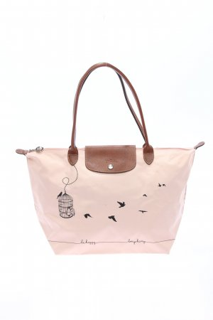 Longchamp Shopper Motivdruck Casual-Look