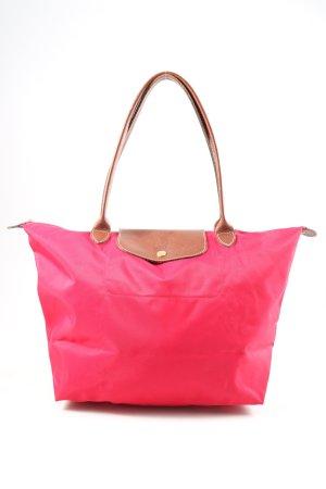 Longchamp Shopper pink Casual-Look