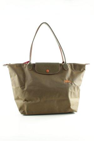 "Longchamp Shopper ""shopping"" khaki"