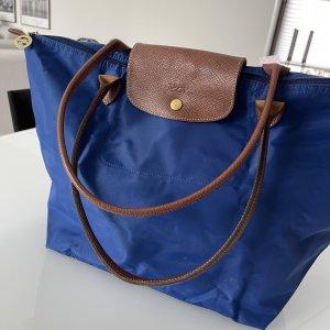 Longchamp Shopper L blau