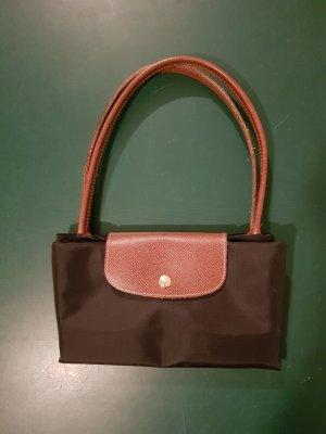 Longchamp Shopper schwarz