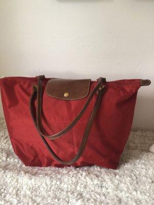 Longchamp Shopper rouge