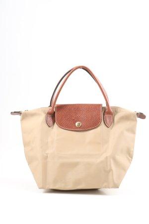 "Longchamp Borsa di tela ""Type ""S"""""