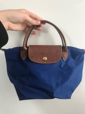 Longchamp Mini sac bleu
