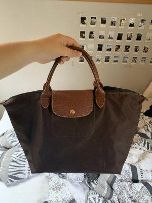 Longchamp Handbag brown-black brown