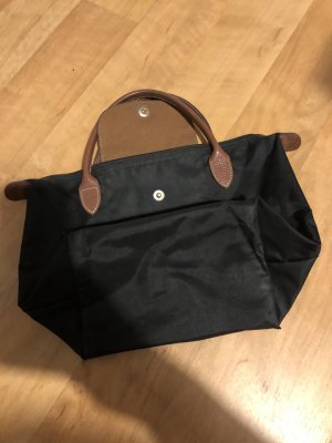Longchamp Carry Bag black-brown