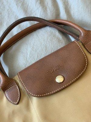 Longchamp Tasche beige