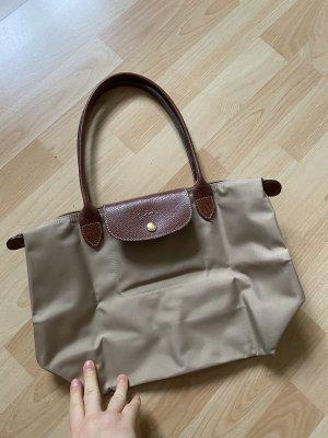 Longchamp Tasche beige Größe M