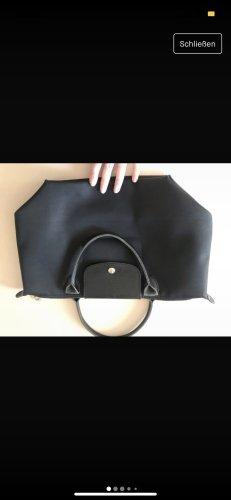 Longchamp Tasche Full Black gr.M