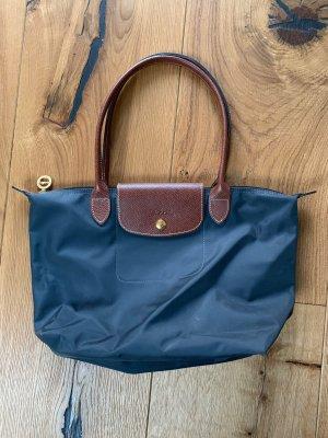 Longchamp Tasche grau