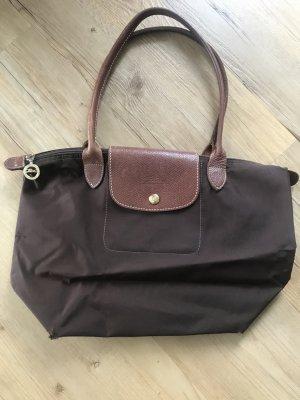 Longchamp-Tasche in braun