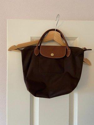 Longchamp Tasche klein braun