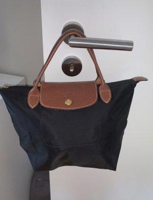 Longchamp Tasche klein in schwarz
