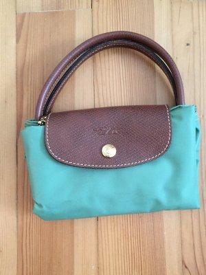 Longchamp Tasche klein in wunderschönem grün