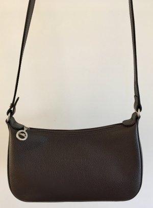 Longchamp Umhänge-/Schultertasche   Moka   NEU, ungetragen