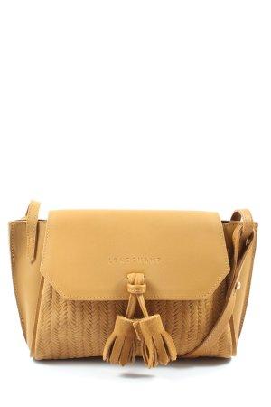 Longchamp Umhängetasche braun Casual-Look