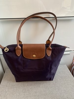 Longchamps Le Pliage Shopper lila