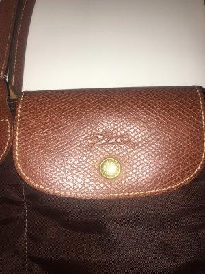 Longchamps Tasche Braun